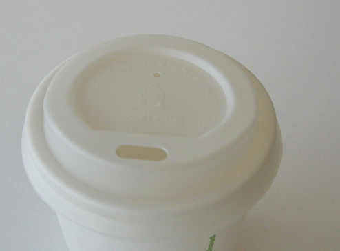 4 Oz. Hot Cup Lid