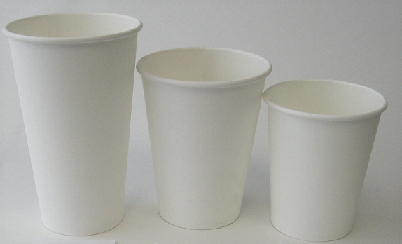 Plain Single Wall Hot cup