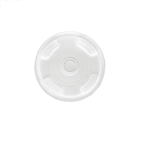 Flat Lid with hole