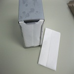 Sugar Cane Tall Fold Dispenser Napkins