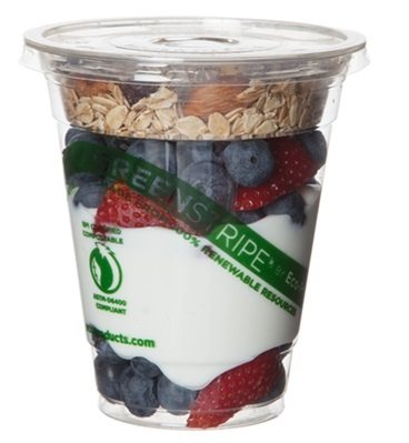 3 oz. Portion Cup for Yogurt Cup