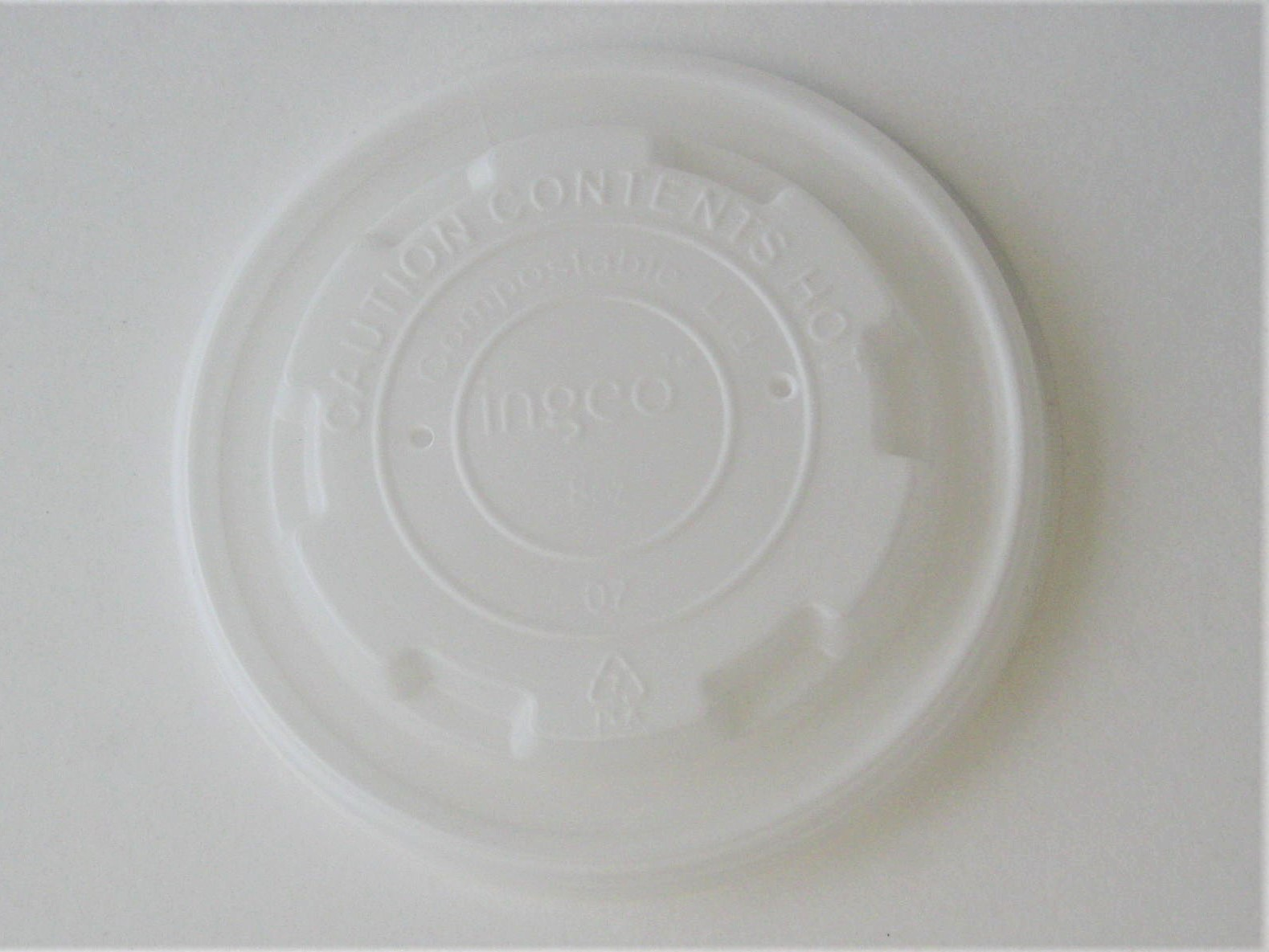8 oz Soup Cup Lid