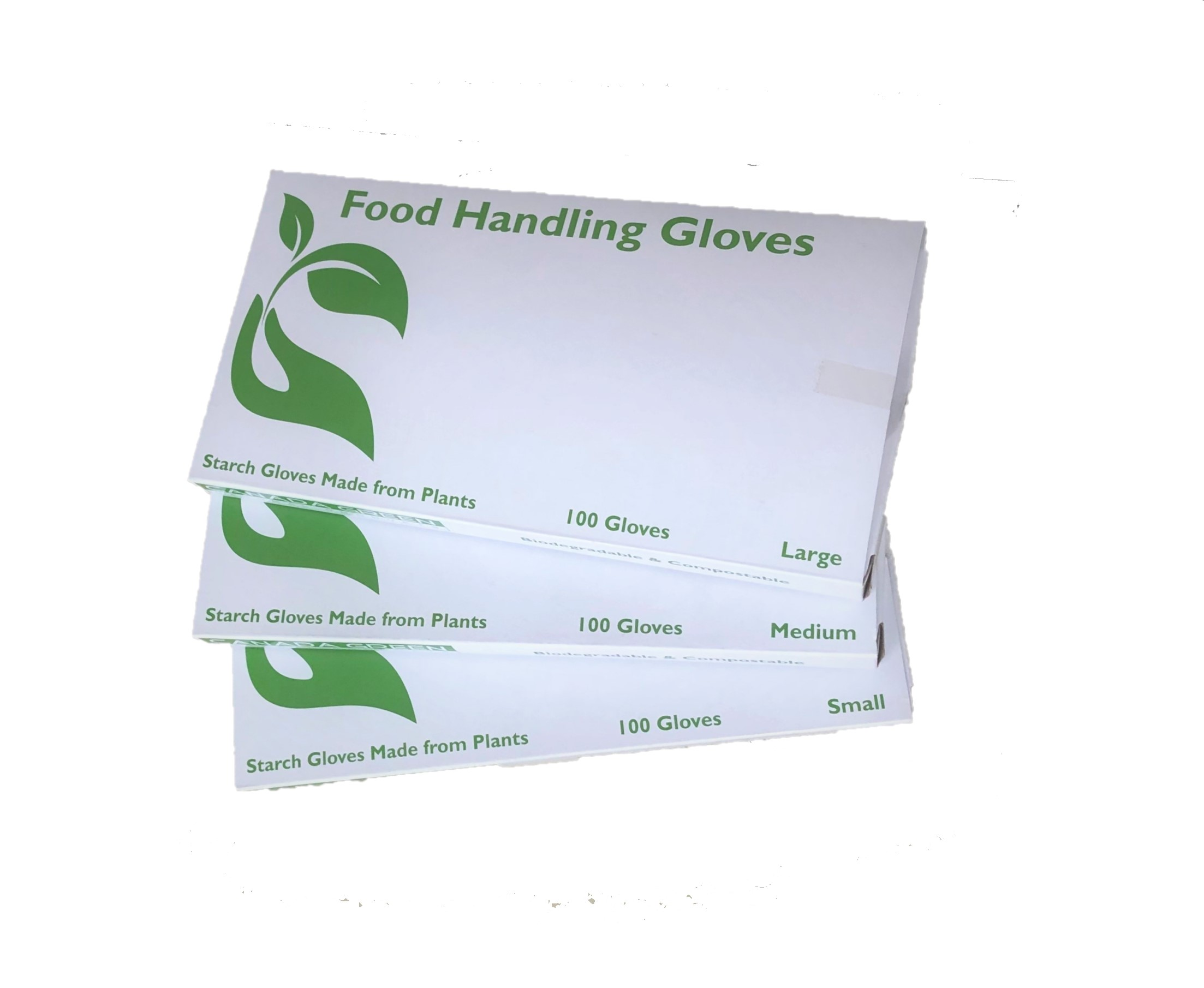 Biodegradable Starch Gloves