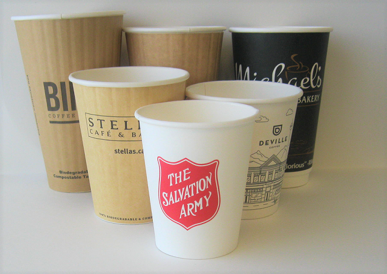 Custom Hot Cups